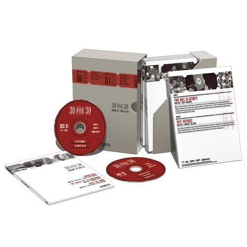 30 for 30 sports documentary gift set for him.