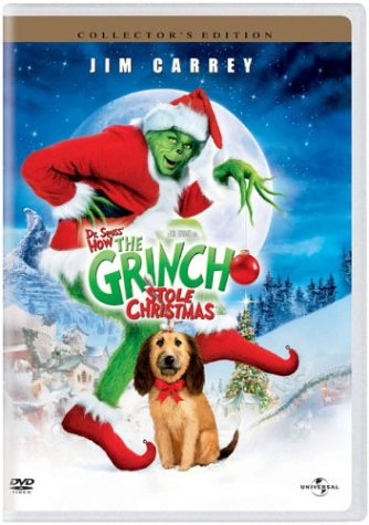 How the Grinch Stole Christmas, holiday traditions movie.