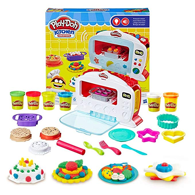 Play Doh Kitchen Creations Magical Oven.