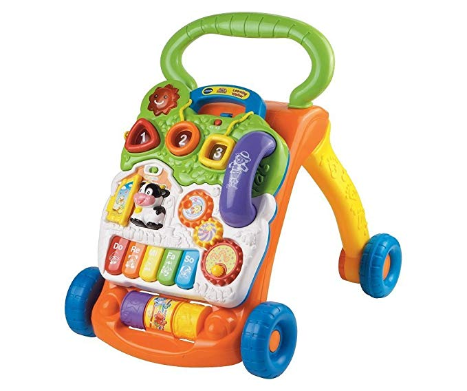 Sit to Stand Learning Walker from infants/toddlers gift guide.