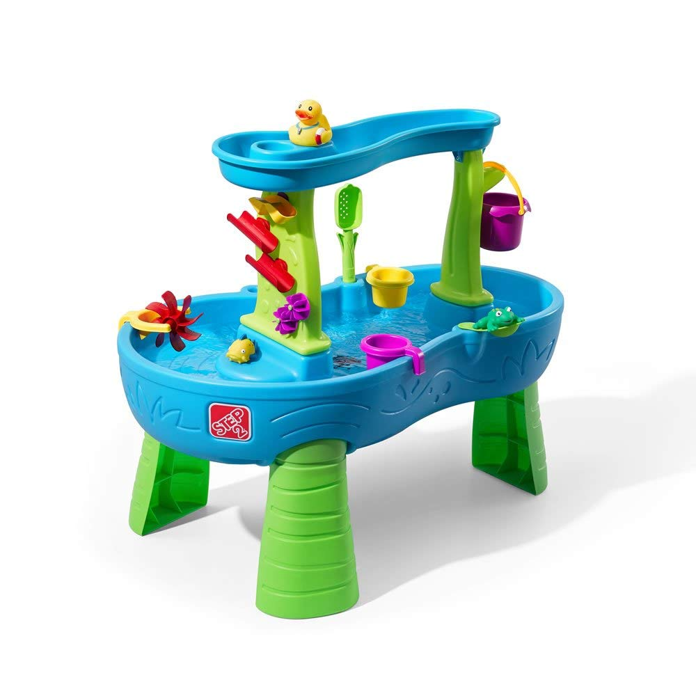 Rain Showers Splash Pond Table for kids.