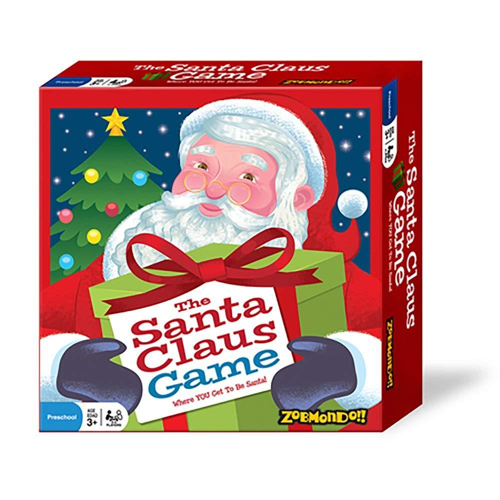 The Santa Clause Game Christmas idea.