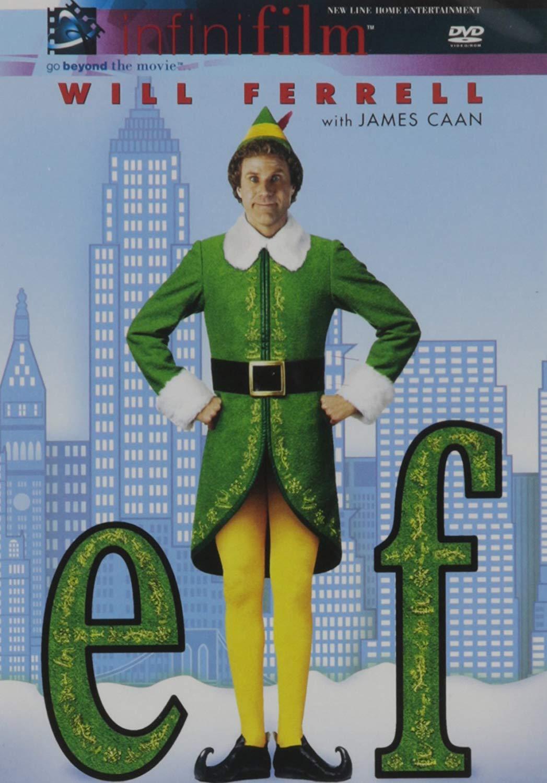 Elf, Christmas traditions movie.