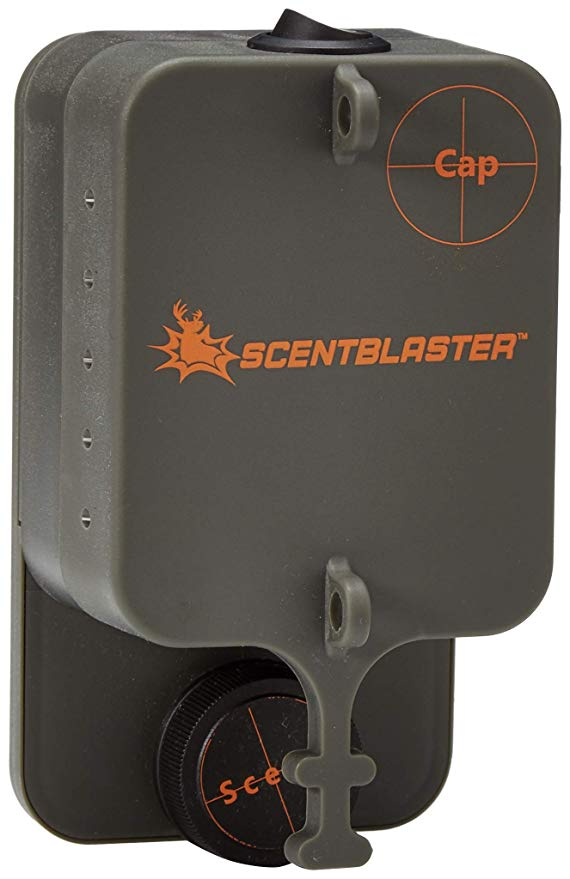 Scentblaster wicking system gift for hunters.