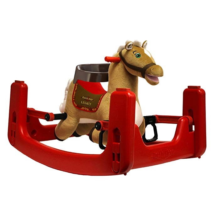 Grow with Me Pony for infants and toddlers.