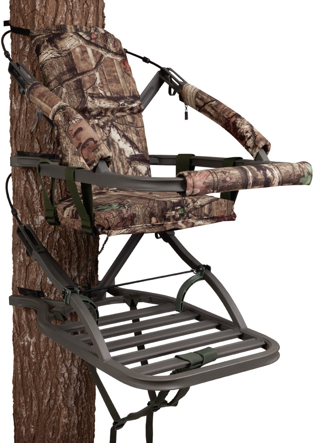 Camouflage Summit Viper SD Climbing Tree Stand gift.