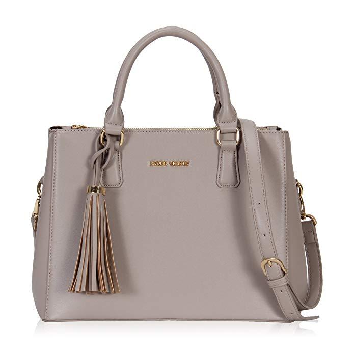 Hynes Victory Women\'s Classy Satchel Handbag.