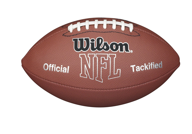 Wilson NFL football.