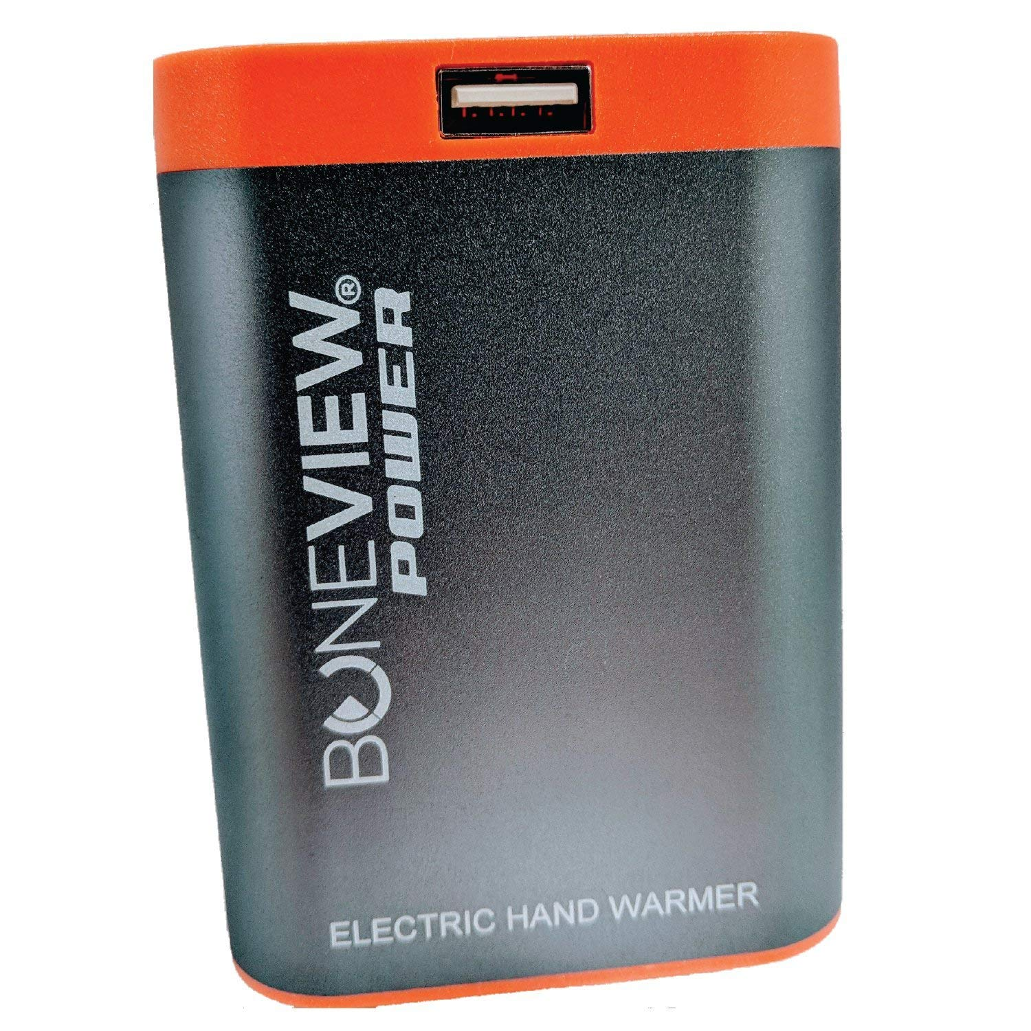 3 in 1 handwarmer, phone charger and LED flashlight.