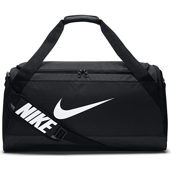 Nike sports bag for men.