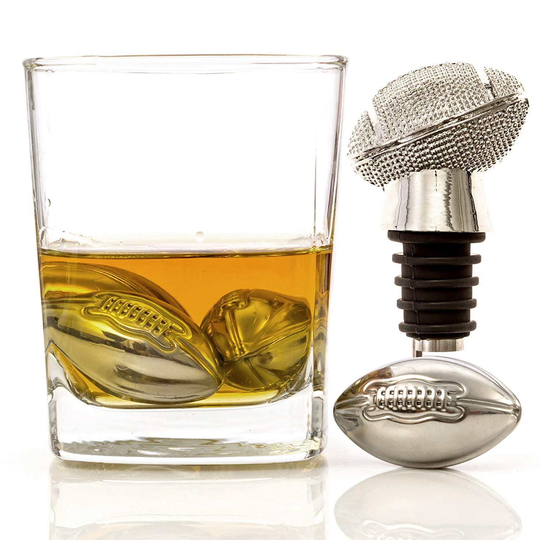 Football chillers, for the football loving whiskey drinker.