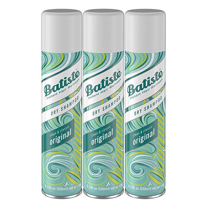 Batiste dry shampoo set of 3.
