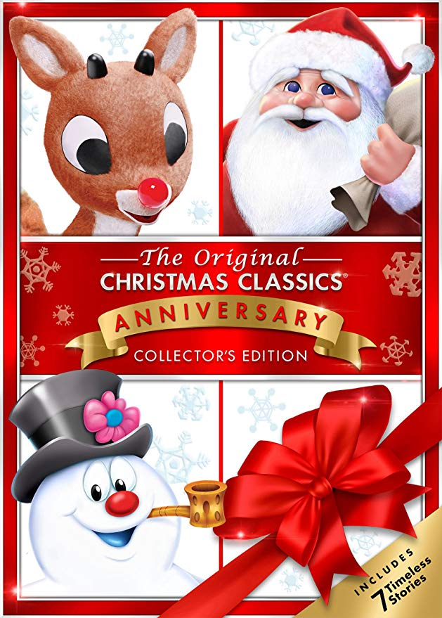 The Original Christmas Classics Anniversary Collections Edition.