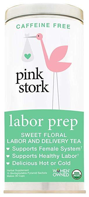 Labor Prep labor and delivery tea.