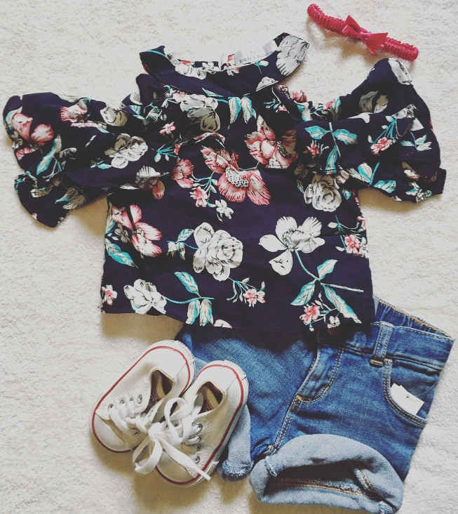 Bailey's Blossoms Clothing Haul