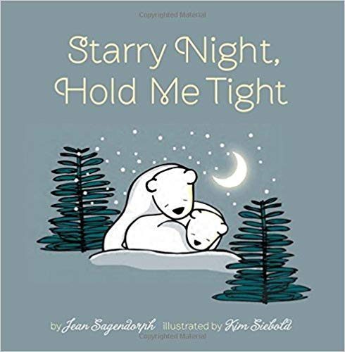 Starry Night, Hold Me Tight book for baby\'s first library.