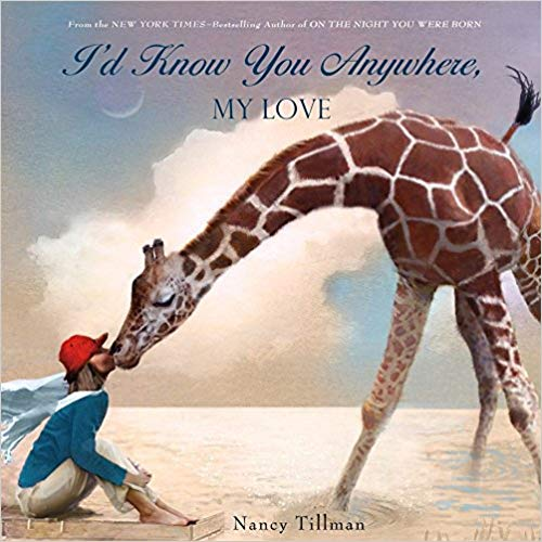 Book cover for I\'d Know You Anywhere My Love.
