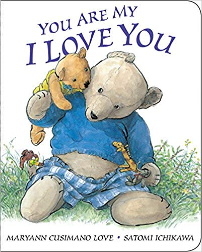 Book cover for You Are My I Love You.
