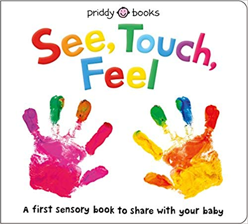 See, Tough, Feel book for kids.