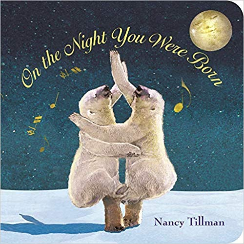 Book cover for On the Night You Were Born.