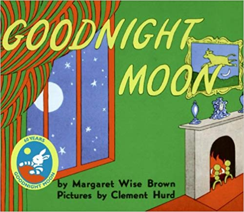 Goodnight Moon book for kids.
