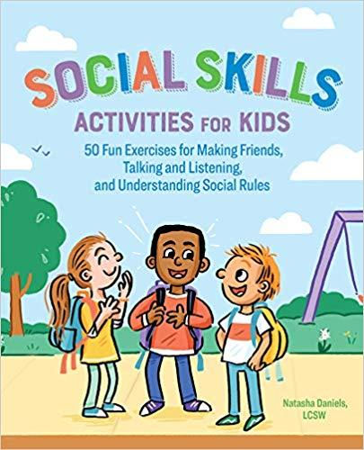 Social Skills Activities for Kids book.