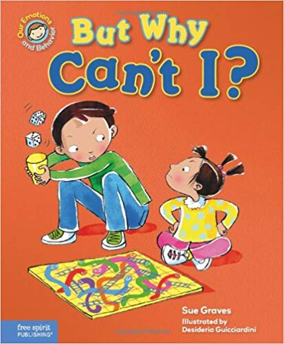 Book cover for But Why Can\'t I book?