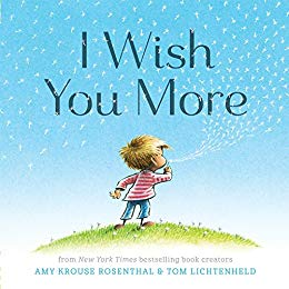 I Wish You More children\'s library book.