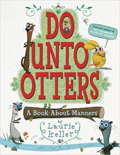 Do Unto Otters book about manners.