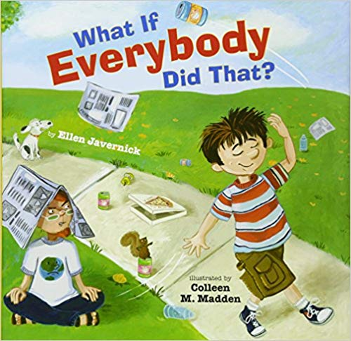 What if Everybody Did That? children\'s library book.