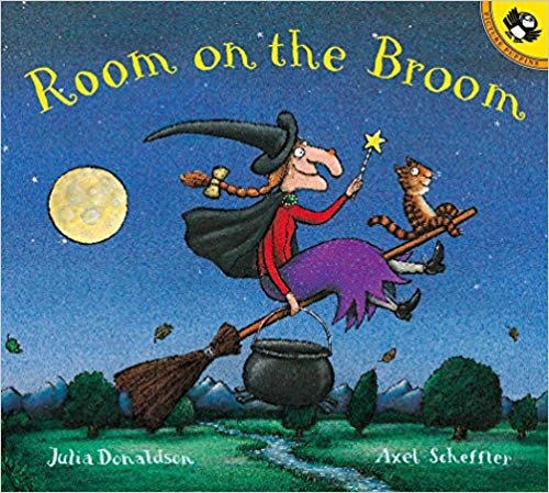 Room on the Broom book for kids.