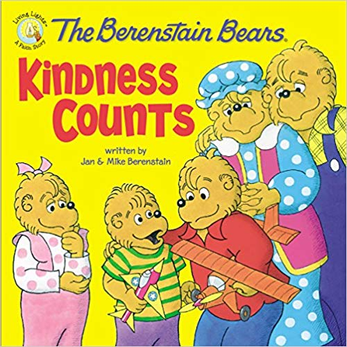 Kindness Counts book from the Berenstain Bears.