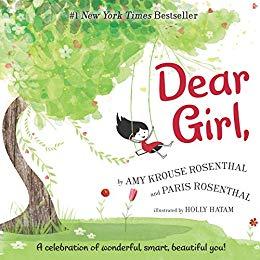 Dear Girl, children\'s book.