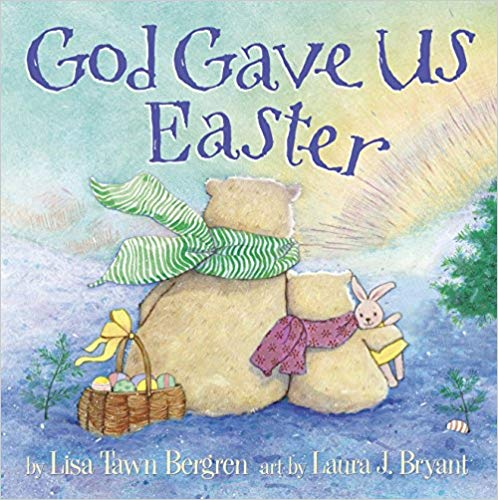 Book cover for God Save us Easter.