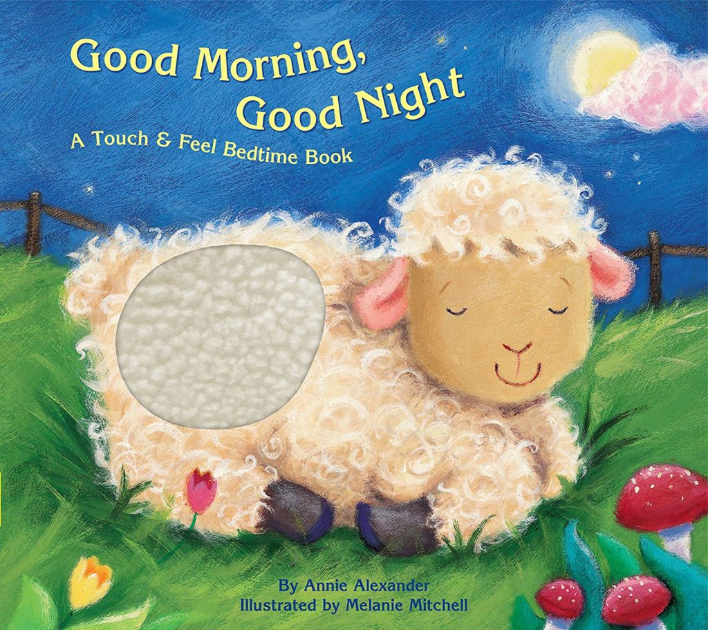 Good Morning. Good Night children\'s book.