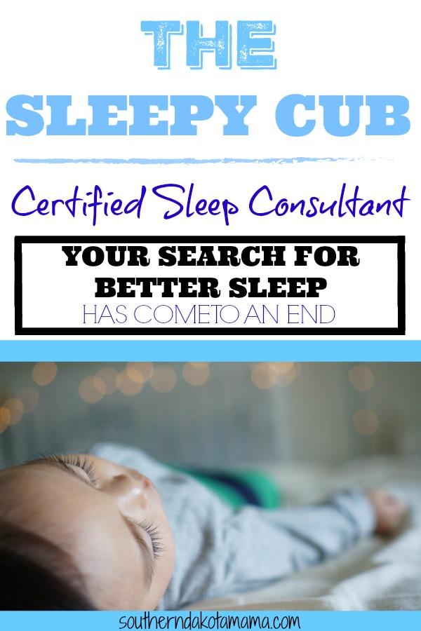 The Sleepy Cub-Certified Sleep Consultant